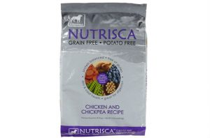 Nutrisca Chicken and Chickpea Dry Dog Food Recall