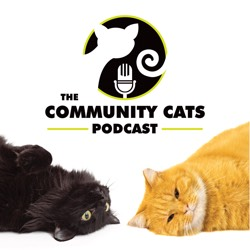 The Community Cats Podcast cover art