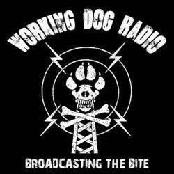 Working Dog Radio podcast cover art