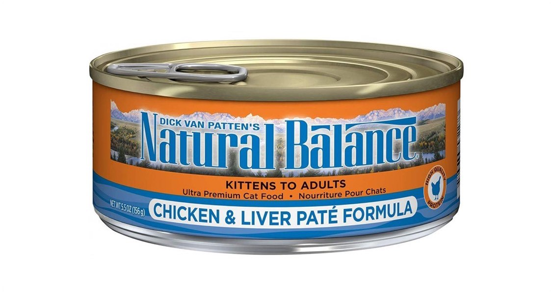 The J. M. Smucker Company Issues Recall of One Lot of Natural Balance® Ultra Premium Chicken & Liver Paté Formula Canned Cat Food